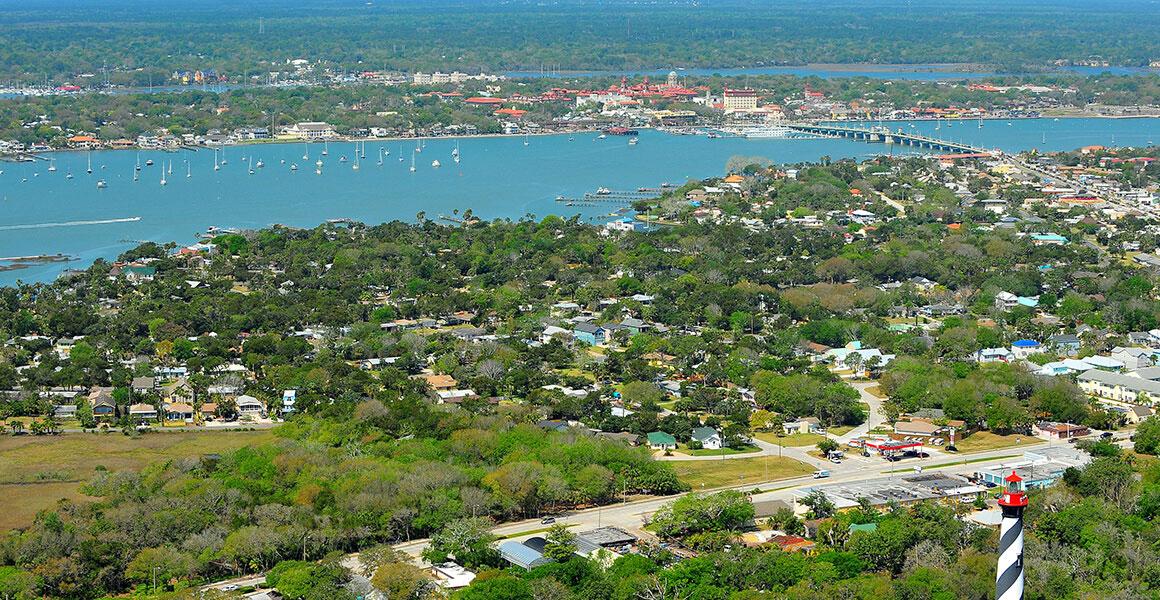Anastasia Island & St.Augustine - St. Johns County