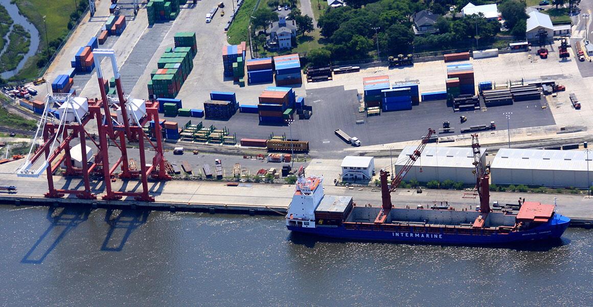 Port of Fernandina - Nassau County